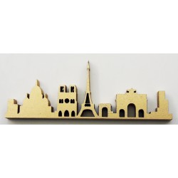 Décor mural Skyline Monuments (PM)