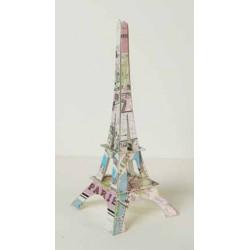 Tour Eiffel carte Plan de Paris