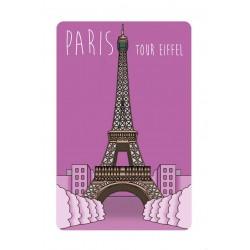 Magnet en Plexiglas Paris Tour Eiffel