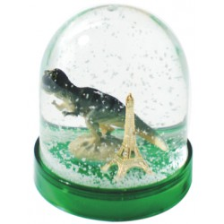 Boule à neige Dinosaure