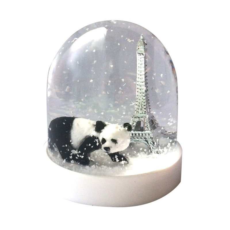 boule neige panda. Black Bedroom Furniture Sets. Home Design Ideas